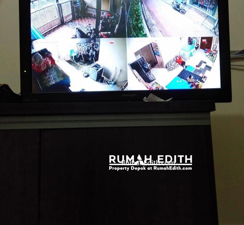 rumah edith Rumah second dekat akses tol Sawangan 550 jt di Rangkapan Jaya Baru Depok 1