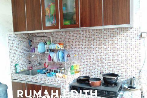 rumah edith Rumah second dekat akses tol Sawangan 550 jt di Rangkapan Jaya Baru Depok 10