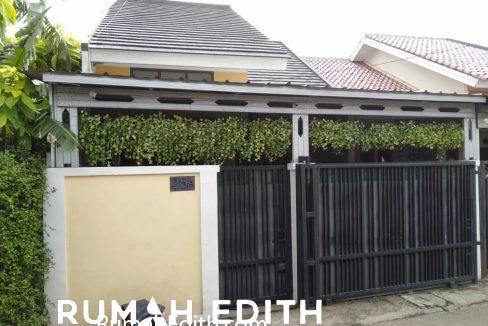 rumah edith Rumah second dekat akses tol Sawangan 550 jt di Rangkapan Jaya Baru Depok 12