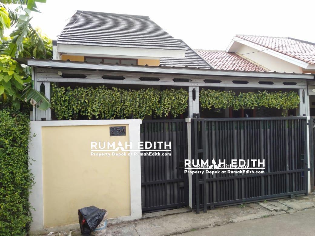 Dijual Rumah second di Rangkapan Jaya Baru Depok, dekat akses tol Sawangan 550 jt