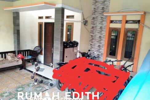 rumah edith Rumah second dekat akses tol Sawangan 550 jt di Rangkapan Jaya Baru Depok 13