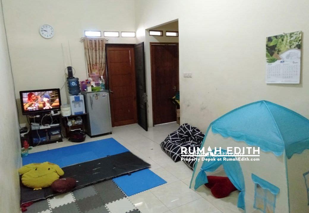 rumah edith Rumah second dekat akses tol Sawangan 550 jt di Rangkapan Jaya Baru Depok 15
