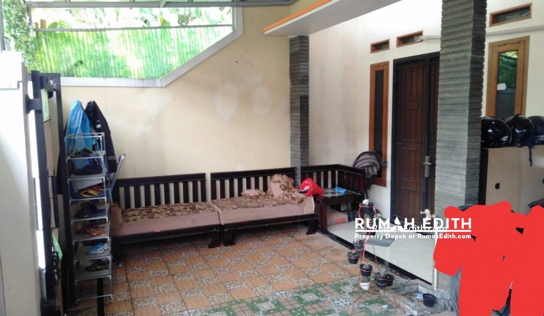 rumah edith Rumah second dekat akses tol Sawangan 550 jt di Rangkapan Jaya Baru Depok 16
