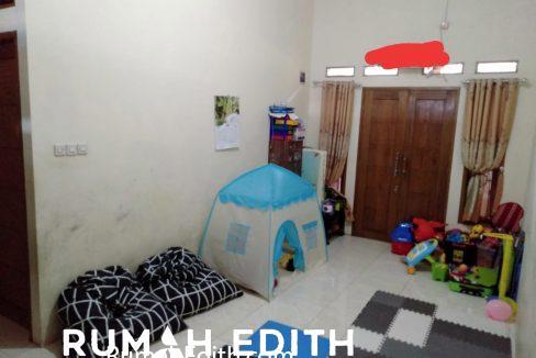 rumah edith Rumah second dekat akses tol Sawangan 550 jt di Rangkapan Jaya Baru Depok 17