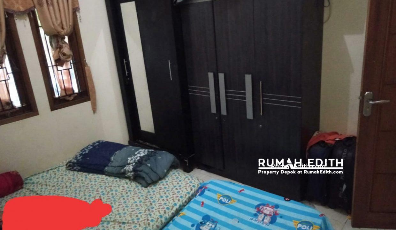 rumah edith Rumah second dekat akses tol Sawangan 550 jt di Rangkapan Jaya Baru Depok 2