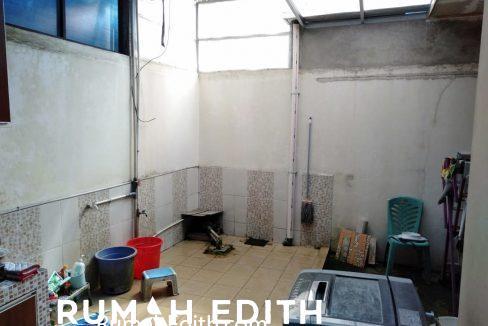 rumah edith Rumah second dekat akses tol Sawangan 550 jt di Rangkapan Jaya Baru Depok 7