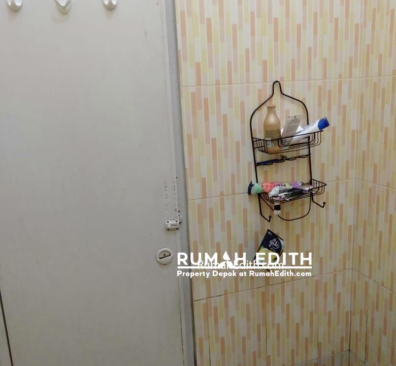 rumah edith Rumah second dekat akses tol Sawangan 550 jt di Rangkapan Jaya Baru Depok 8