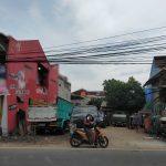 Tanah pinggir jalan strategis di Jl. M Kahfi 1 Jak Sel 390 m2