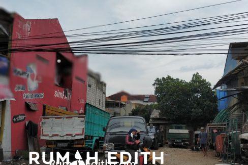 rumah edith Tanah pinggir jalan strategis di Jl. M Kahfi 1 Jak Sel 390 m2 3