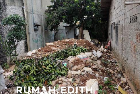 rumah edith Tanah pinggir jalan strategis di Jl. M Kahfi 1 Jak Sel 390 m2 4