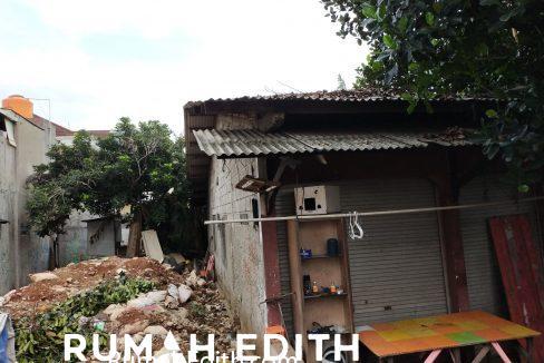 rumah edith Tanah pinggir jalan strategis di Jl. M Kahfi 1 Jak Sel 390 m2 5
