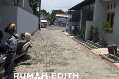 rumah edith Town House elite harga irit, 600 juta'an Siap Huni di Pasir Putih, Sawangan 1