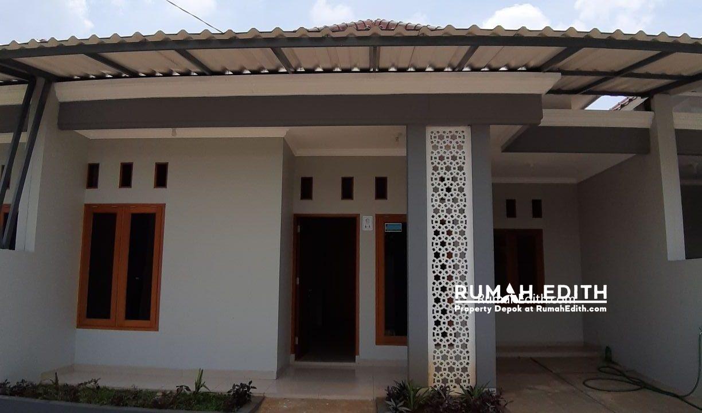 rumah edith Town House elite harga irit, 600 juta'an Siap Huni di Pasir Putih, Sawangan 2