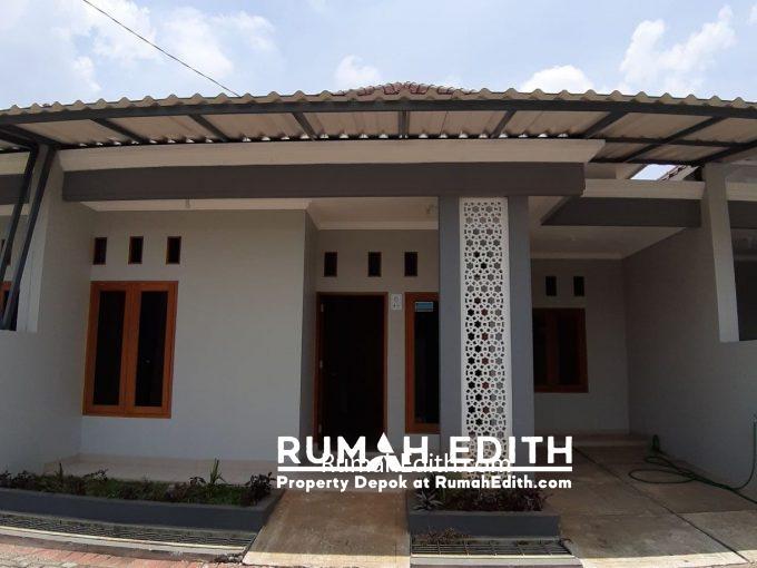 rumah edith Town House elite harga irit, 600 juta'an Siap Huni di Pasir Putih, Sawangan