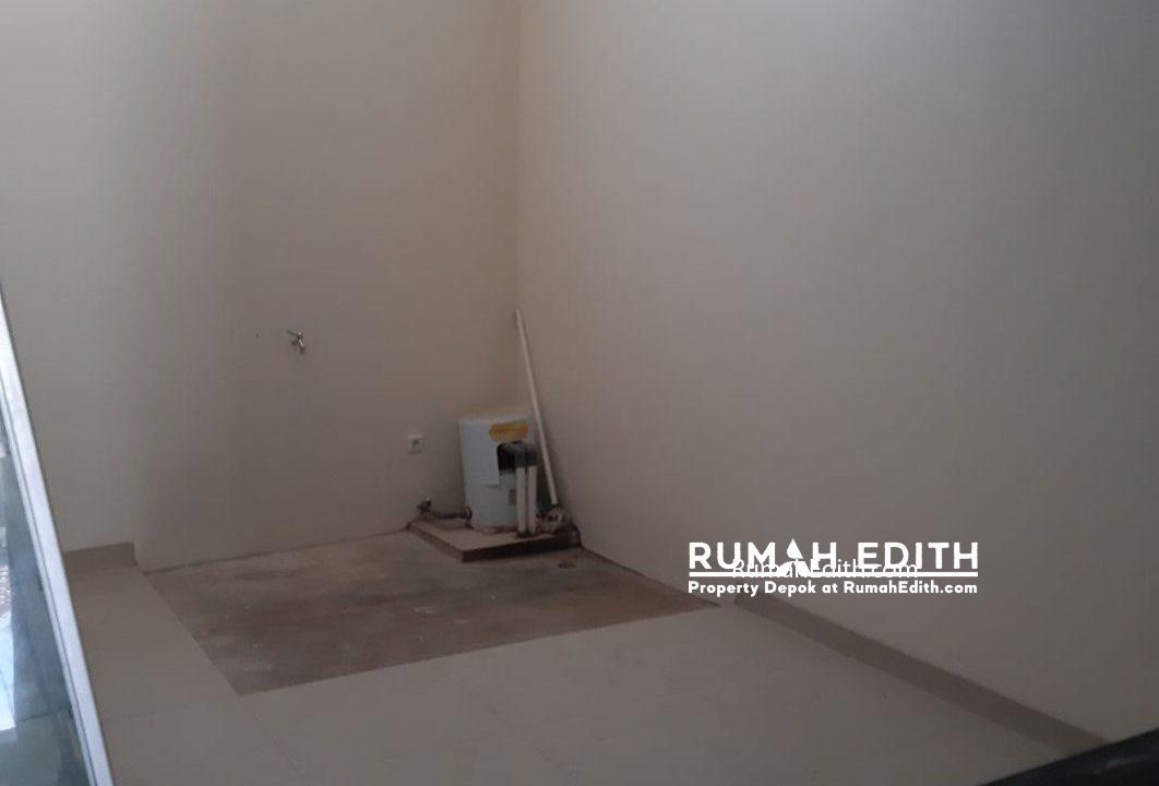 rumah edith Town House elite harga irit, 600 juta'an Siap Huni di Pasir Putih, Sawangan34