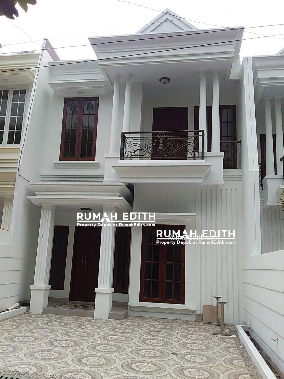Dijual Rumah dekat stasiun lenteng agung. hanya 2 unit, 2.5 M Siap huni.