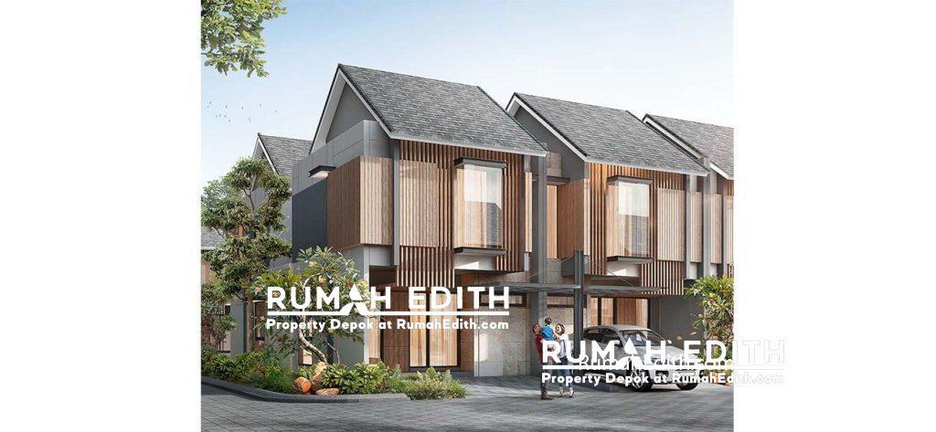 Rumah nuansa BALI cuma 700 Jutaan di dekat Serpong Tangerang