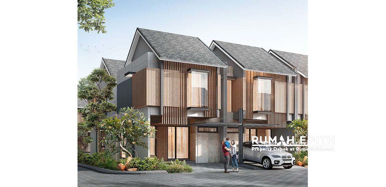 Rumah nuansa BALI cuma 700 Jutaan di dekat Serpong Tangerang 5
