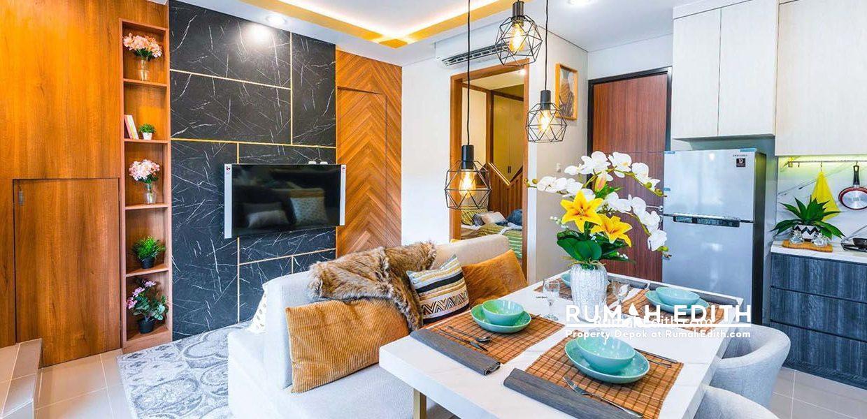 Rumah nuansa BALI cuma 700 Jutaan di dekat Serpong Tangerang 6