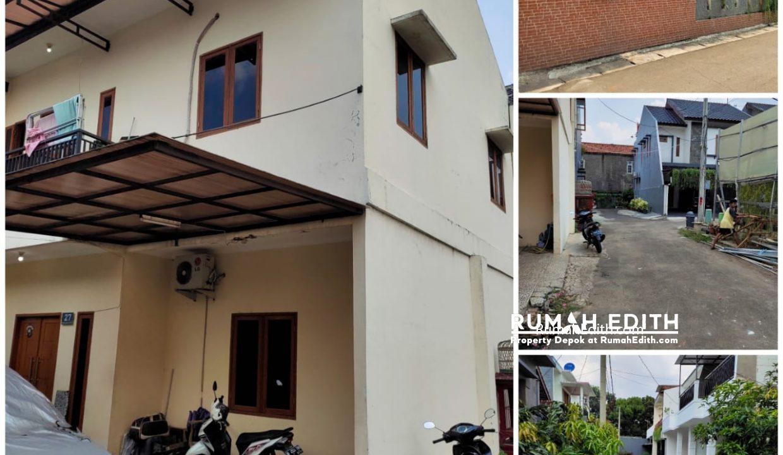 DiJual Cepat Rumah Second Lantai 2 Harga1,8M Dekat Terminal Kp. Rambutan - Jaktim 8