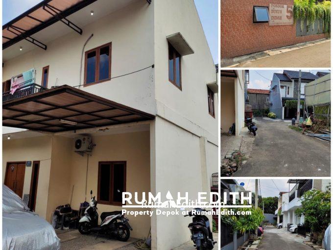 DiJual Cepat Rumah Second Lantai 2 Harga1,8M Dekat Terminal Kp. Rambutan - Jaktim