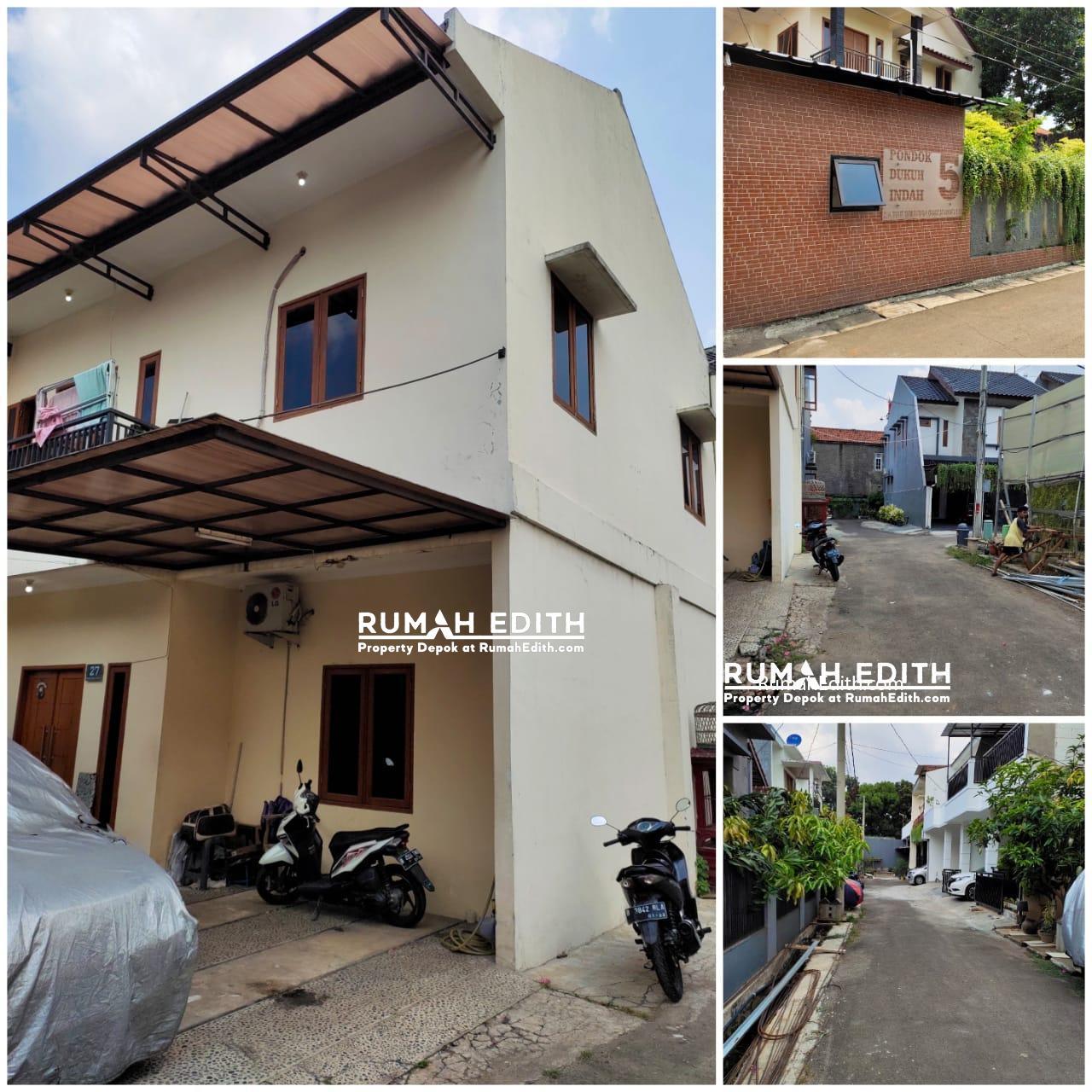 Dijual Rumah Second Dekat Terminal Kp. Rambutan – Jaktim. Harga 1,8M