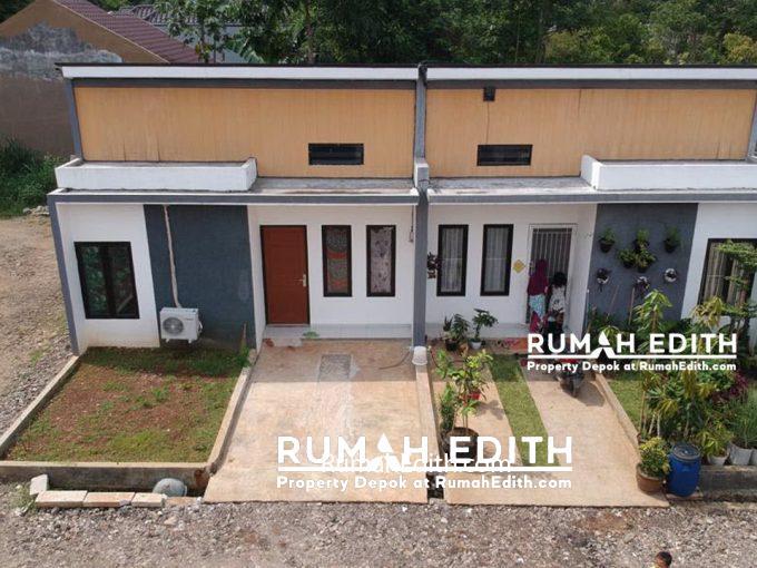 Dijual Rumah Cluster Durian Seribu Bojongsari Depok 400 juta'an
