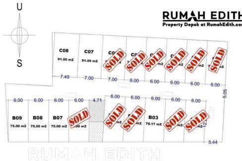Dijual-Rumah-Cluster-Durian-Seribu-Bojongsari-Depok-400-juta'an-8