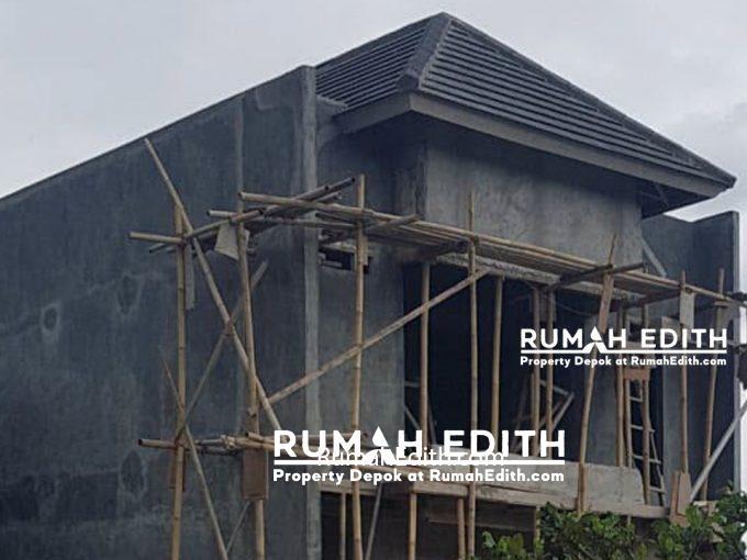 Dijual Rumah di Krukut Depok 2 lantai mewah cantik 1 M an selangkah gerbang tol Krukut
