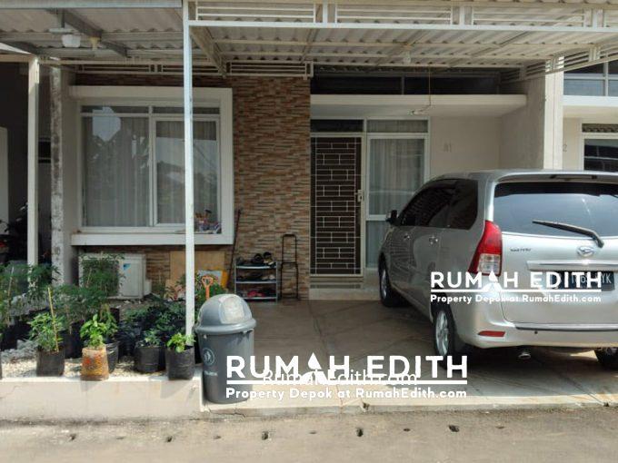 Dijual Rumah second di Kalimulya Depok dalam cluster 750 juta