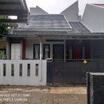 Dijual rumah second di baktijaya depok, 1.2 M