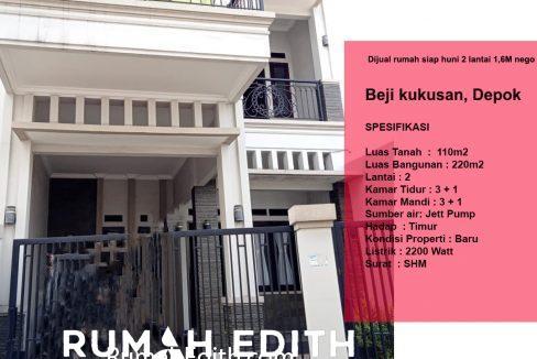 Dijual-rumah-siap-huni-2-lantai-1,6M-nego-di-pinggir-jln-raya-asmawi-Beji-kukusan-1x