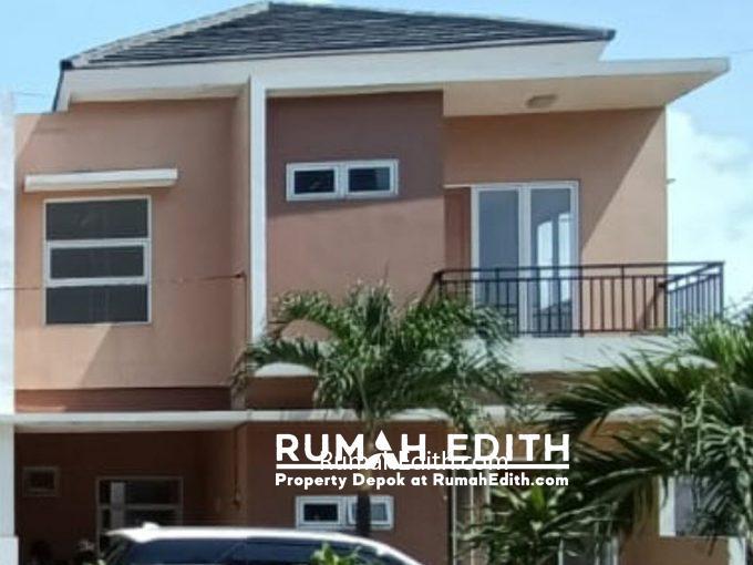 Rumah Second Mewah 2 Lantai 980 Juta. Pinggir Jalan Sawangan Raya