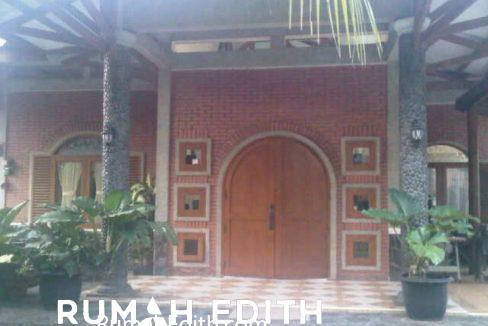 Rumah Second asri Luas ada kolam renang 5M di cinangka 4