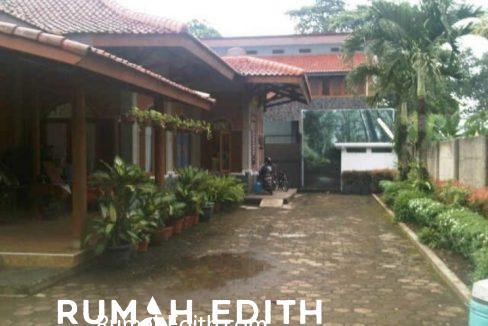 Rumah Second asri Luas ada kolam renang 5M di cinangka 5