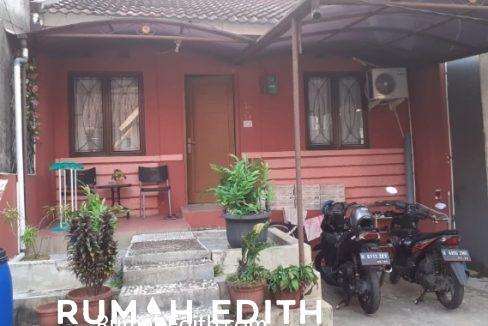 Rumah Second di Bella Casa Depok, 1.5 Lantai, Dijual Murah 600 Juta 1