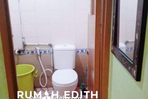 Rumah Second di Bella Casa Depok, 1.5 Lantai, Dijual Murah 600 Juta 2