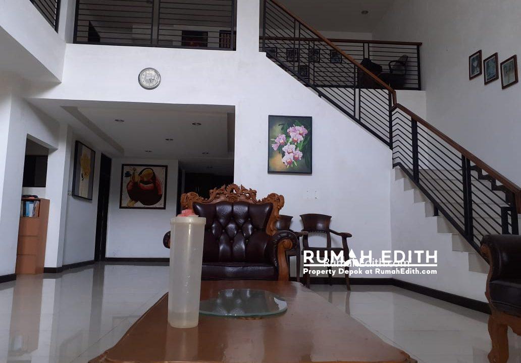 Rumah Second di Perumahan Poin Mas, Pancoran Mas, Depok 3