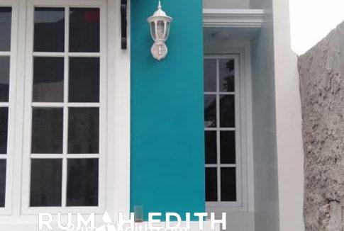 Rumah di jual harga 1-3M nego di daerah Tanah Baru Beji Depok rumah edith 14