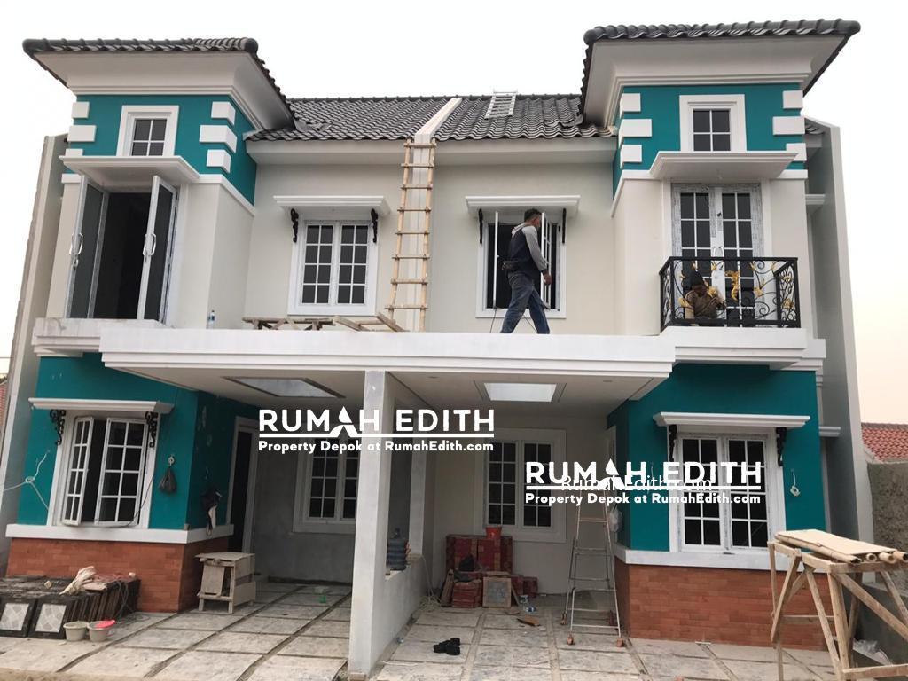 Dijual Rumah di Tanah Baru, Beji, Depok. 1,3M – Siap Huni