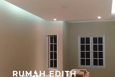Rumah di jual harga 1-3M nego di daerah Tanah Baru Beji Depok rumah edith 4