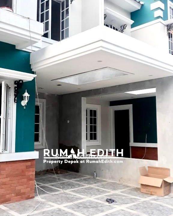 Rumah di jual harga 1-3M nego di daerah Tanah Baru Beji Depok rumah edith 5