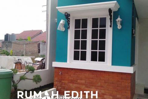 Rumah di jual harga 1-3M nego di daerah Tanah Baru Beji Depok rumah edith 6