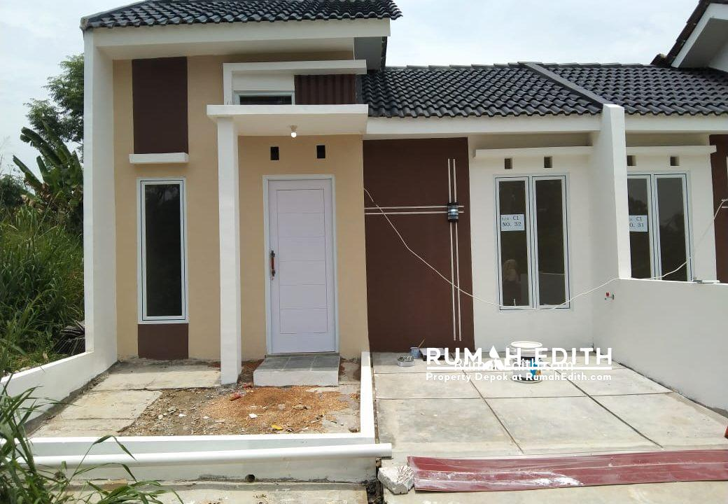 Rumah murah 300jutaan di tonjong bojong gede, bogor 3 juta all in 1