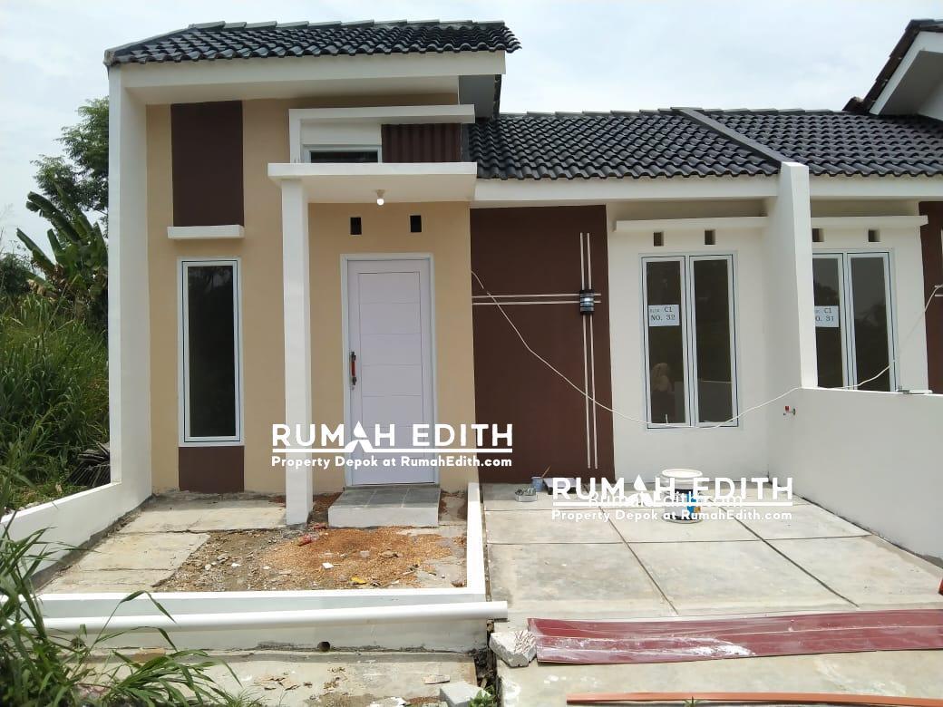Dijual Rumah di Dekat Stasiun BojongGede Siap Huni 300 juta-an