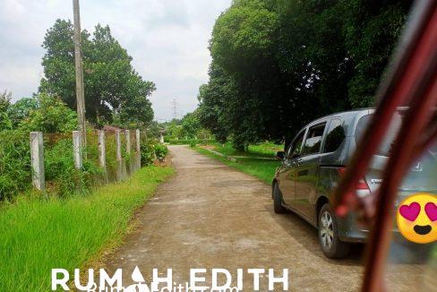 Rumah second tanah luas 2 M an di Arco Sawangan Depok rumah edith 1