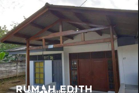 Rumah second tanah luas 2 M an di Arco Sawangan Depok rumah edith 11