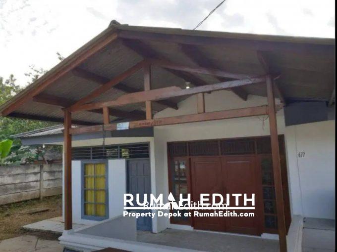 Dijual Rumah Second di Arco Sawangan Depok, 2.55M luas tanah 1020 m2