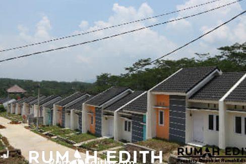 Rumah subsidi dobel dinding siap huni di leuwiliang Bogor Barat 4