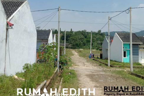 Rumah subsidi dobel dinding siap huni di leuwiliang Bogor Barat 6